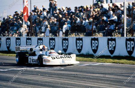 Maurizio Flammini, March 762 BMW.