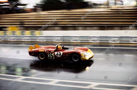 Giovanni Galli / Rolf Stommelen, Autodelta SpA, Alfa Romeo T33/3.