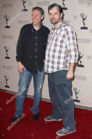 Editorial image of Academy of Television Arts and Sciences (ATAS) Presents Night School with 'Community', Los Angeles, America - 07 Apr 2010