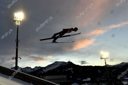 Editorial picture of 69th Four Hills Tournament, Oberstdorf, Germany - 29 Dec 2020