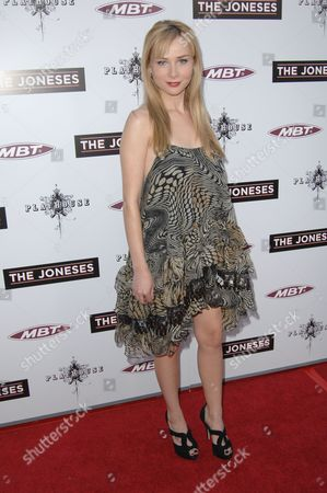 Editorial picture of 'The Joneses' film premiere, Los Angeles, America - 08 Apr 2010