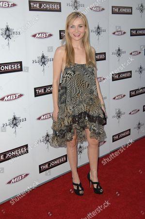 Editorial photo of 'The Joneses' film premiere, Los Angeles, America - 08 Apr 2010