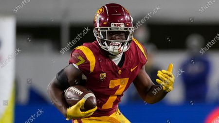 Editorial photo of USC Football, Los Angeles, United States - 18 Dec 2020