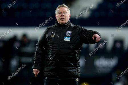 West Bromwich Albion Assistant Manager Sammy Lee