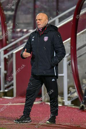 Editorial image of Heart of Midlothian v Arbroath, Scottish Championship - 29 Dec 2020