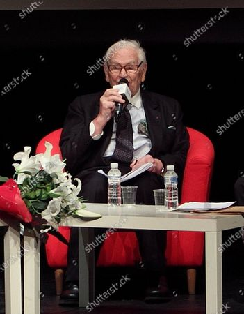 Editorial picture of Pierre Cardin dies aged 98, Paris, France - 29 Dec 2020