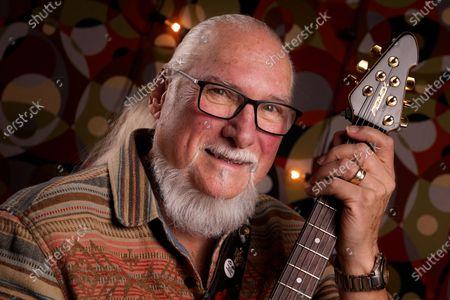 Editorial photo of Steve Cropper Music, Nashville, United States - 02 Dec 2020