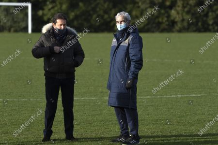Editorial image of First training session for the new head coach of Nantes football team, France - 30 Dec 2020