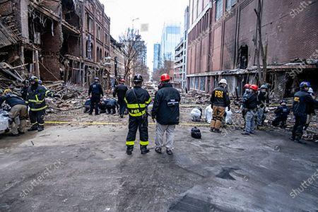 Editorial photo of -EXPLOSION-PETULA CLARK, Nashville, United States - 28 Dec 2020