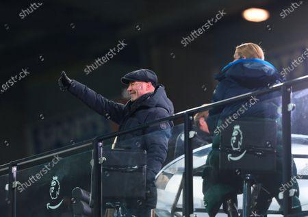 Editorial picture of Newcastle United vs Liverpool, United Kingdom - 30 Dec 2020