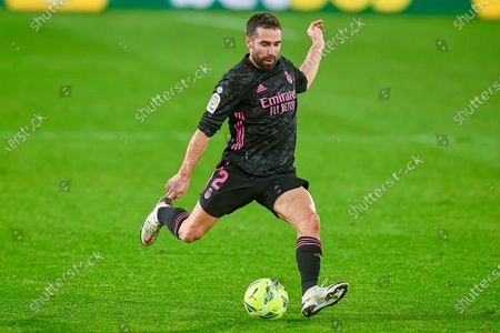 Stock Picture of Daniel Carvajal of Real Madrid