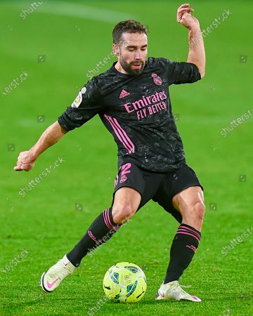 Daniel Carvajal of Real Madrid