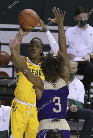 Editorial picture of Alcorn St Baylor Basketball, Waco, United States - 30 Dec 2020