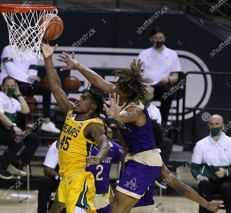 Editorial photo of Alcorn St Baylor Basketball, Waco, United States - 30 Dec 2020