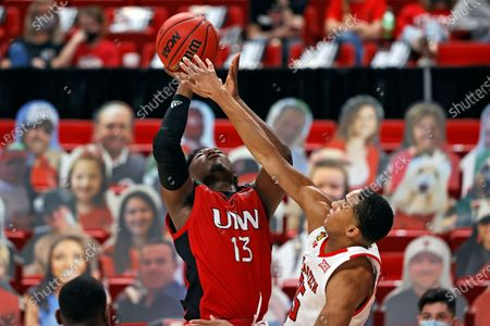 Editorial photo of Incarnate Word Texas Tech Basketball, Lubbock, United States - 29 Dec 2020