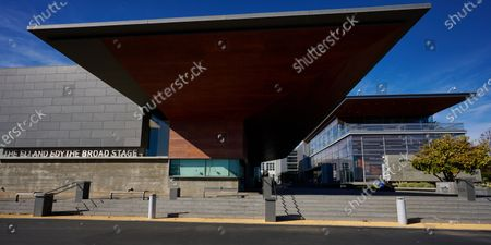 Stock Photo of The Eli and Edythe Broad Stage, Santa Monica College Performing Arts Center