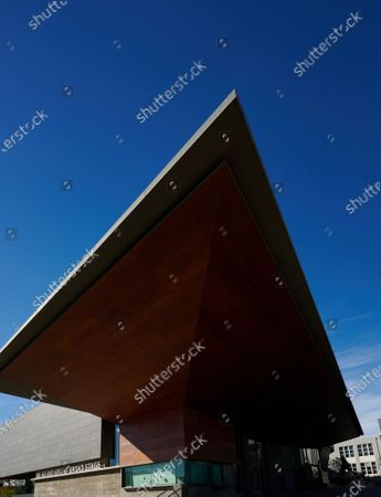 Stock Image of The Eli and Edythe Broad Stage, Santa Monica College Performing Arts Center