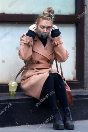 Stock Picture of Roxy Horner in Notting Hill