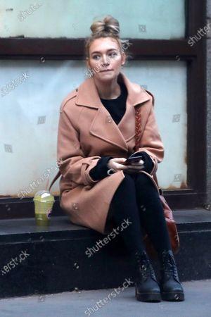 Stock Image of Roxy Horner in Notting Hill