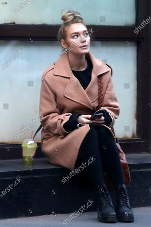 Stock Photo of Roxy Horner in Notting Hill