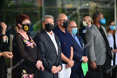 Editorial picture of Virus Outbreak Florida Vaccine for Senior Citizens, Miami, Florida, USA - 30 Dec 2020