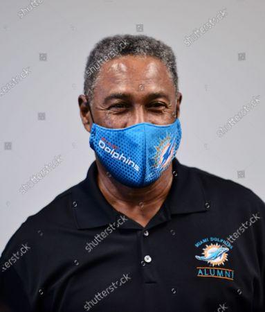 Editorial photo of Covid-19 vaccine, Miami, Florida, USA - 31 Dec 2020