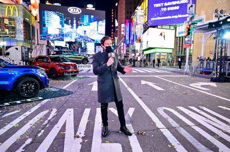 Stock Photo of Ryan Seacrest