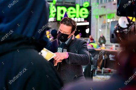 Editorial photo of Dick Clark's New Year's Rockin' Eve, Times Square, New York, USA - 31 Dec 2020