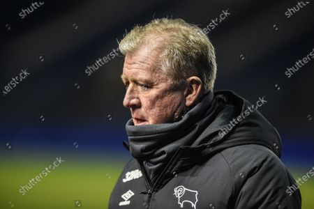 Derby County technical director and former England manager Steve McClaren