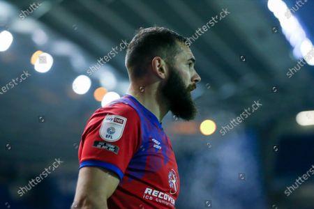 Bradley Johnson #4 of Blackburn Rovers