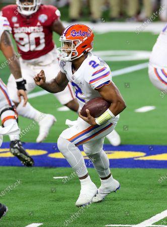 Editorial picture of NCAA Football Goodyear Cotton Bowl, Arlington, USA - 30 Dec 2020