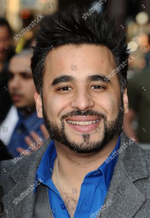 Stock Picture of Ameet Chana