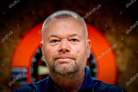 Stock Photo of Raymond Van Barneveld