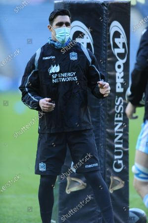 Kelly Brown - Glasgow Warriors assistant coach.