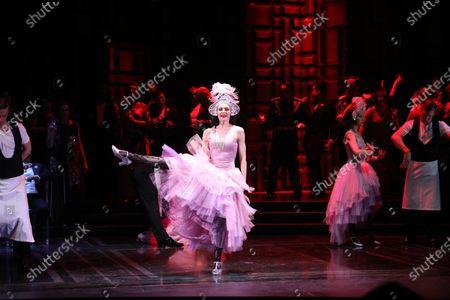 Editorial picture of 'The Merry Widow' Dress Rehearsal, Sydney Opera House, Sydney, Australia - 02 Jan 2021