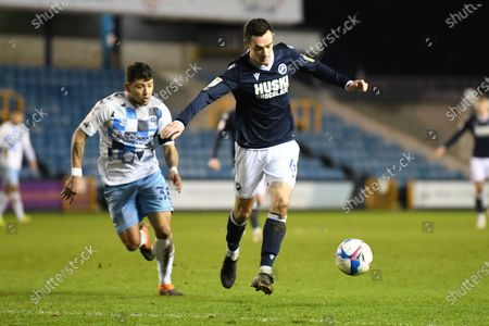 Editorial picture of Millwall v Coventry City, EFL Sky Bet Championship - 02 Jan 2021