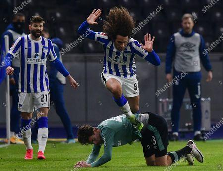 Editorial photo of Hertha BSC Berlin vs FC Schalke 04, Germany - 02 Jan 2021
