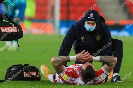 Editorial photo of Stoke City v Bournemouth, EFL Sky Bet Championship - 02 Jan 2021