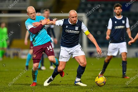 Editorial photo of Dundee v Heart of Midlothian, SPFL Championship - 02 Jan 2021