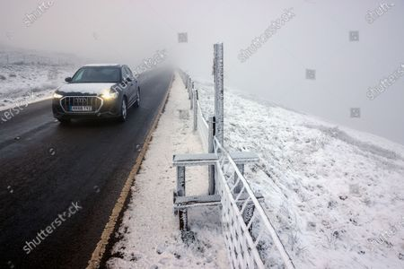 SNOW and freezing fog will grip parts of the country as Britons welcome the first day of 2021 today, forecasters said last night. Met Office expert Clare Nasir said New Year's Day would see showers in the North falling as snow on higher ground. She added: 'We could actually see some freezing fog lingering on into the afternoon, particularly for the south east of England, and temperatures here will struggle.