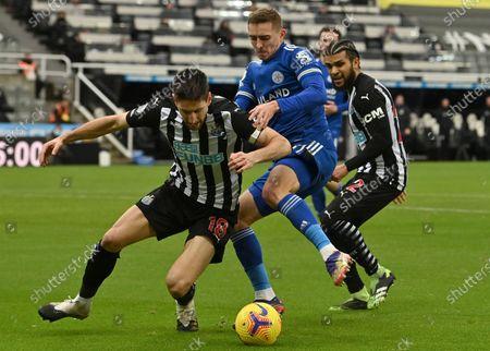 Editorial picture of Soccer Premier League, Newcastle, United Kingdom - 03 Jan 2021