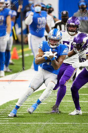 Editorial image of Vikings Lions Football, Detroit, United States - 03 Jan 2021