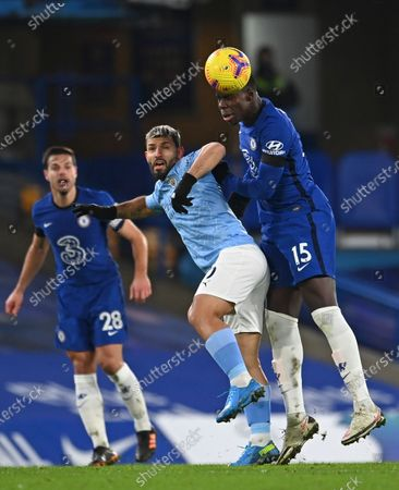 Editorial picture of Soccer Premier League, London, United Kingdom - 03 Jan 2021