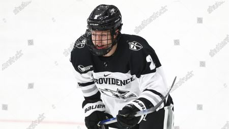 Editorial picture of Hockey, Providence, United States - 02 Jan 2021