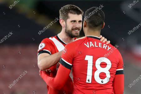 Editorial photo of Southampton vs Liverpool, United Kingdom - 04 Jan 2021