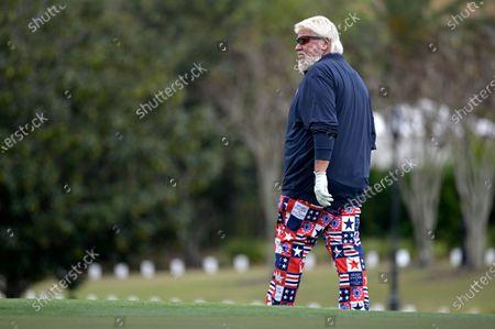 Editorial image of PNC Championship Golf, Orlando, United States - 20 Dec 2020