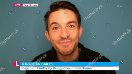 Stock Picture of Jonathan Bailey