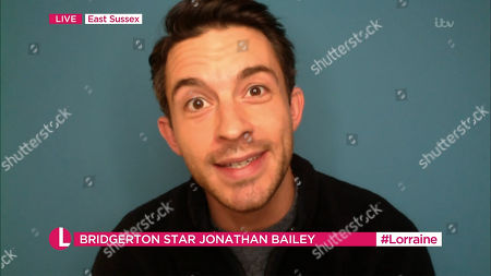 Editorial photo of 'Lorraine' TV Show, London, UK - 05 Jan 2021