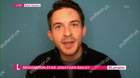 Stock Image of Jonathan Bailey