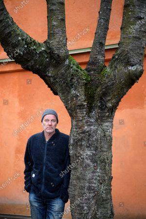 Editorial photo of John Ajvide Lindqvist, Stockholm, Sweden - 10 Dec 2020